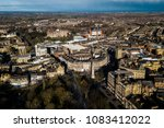 Aerial View Of Harrogate