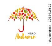 Vector Illustration. Autumn...