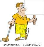 cartoon illustration of a... | Shutterstock .eps vector #1083419672
