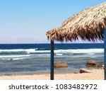 red sea in dahab  sinai  egypt   Shutterstock . vector #1083482972