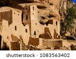 mesa verde national park cliff... | Shutterstock . vector #1083563402