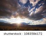 Stock photo prairie landscapes in california 1083586172