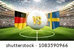 Fifa Cup. Germany Vs Sweden....