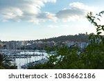 palma de mallorca  spain. july... | Shutterstock . vector #1083662186