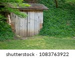 Little Shed In The Woods