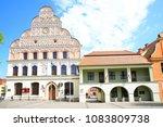 The historic city hall in Stargard Szczecinski, Pomerania, Poland
