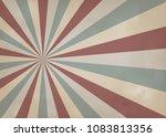 retro pattern a vintage...   Shutterstock .eps vector #1083813356