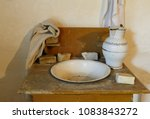 Historic Washbasin With Wash...