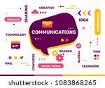 vector creative color... | Shutterstock .eps vector #1083868265