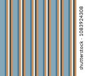 fabric stripe pattern vector.   | Shutterstock .eps vector #1083924308