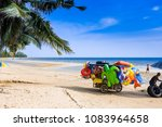 chanthaburi  thailand   april ... | Shutterstock . vector #1083964658