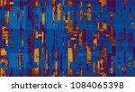 visualization of internet... | Shutterstock .eps vector #1084065398