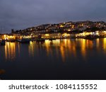 Brixham Harbour At Night With...