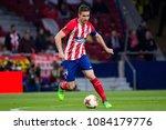 madrid   may 3  gabi plays at... | Shutterstock . vector #1084179776
