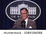 washington  dc.  usa   1990... | Shutterstock . vector #1084186088