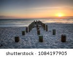 Ruins Of The Old Naples Pier At ...