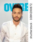 """Small photo of Prince Royce attends Los Angeles Premiere of """"OVERBOARD"""" at The Regency Village Theatre, Los Angeles, CA on April 30th, 2018"""