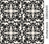 traditional floral pattern | Shutterstock .eps vector #10842445