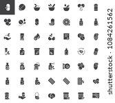 medicaments vector icons set ...   Shutterstock .eps vector #1084261562