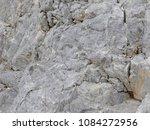 rough gray flat granite wall... | Shutterstock . vector #1084272956