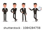 business people character... | Shutterstock .eps vector #1084284758