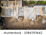 early stages of construction ... | Shutterstock . vector #1084293662