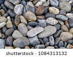 photo beach stones | Shutterstock . vector #1084313132