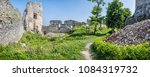 ruins of the castle gymes in... | Shutterstock . vector #1084319732