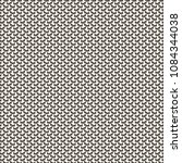 monochrome pattern with... | Shutterstock .eps vector #1084344038