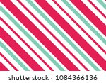 seamless pattern. pink red... | Shutterstock .eps vector #1084366136