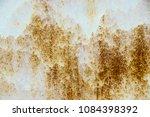 metal rust background metal... | Shutterstock . vector #1084398392