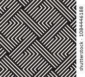 vector seamless pattern. modern ... | Shutterstock .eps vector #1084446188