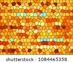 abstract pattern   multicolored ... | Shutterstock . vector #1084465358