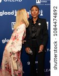 Small photo of New York, NY - May 5, 2018: Sandra Lee and Robin Roberts attend the 29th Annual GLAAD Media Awards at Hilton Midtown