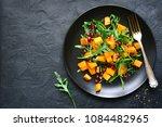 Pumpkin Salad With Pomegranate...