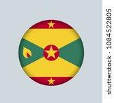 vector illustration flag of... | Shutterstock .eps vector #1084522805