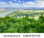 donau canal  danube  viewed... | Shutterstock . vector #1084535765