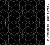 seamless mosaic pattern.... | Shutterstock .eps vector #1084589552