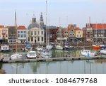 vlissingen  netherlands  april... | Shutterstock . vector #1084679768