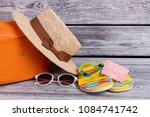 summer vacation concept. women... | Shutterstock . vector #1084741742