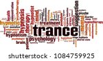 trance word cloud concept.... | Shutterstock .eps vector #1084759925
