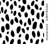 animal dalmatian pattern.... | Shutterstock .eps vector #1084783265