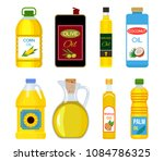 a large set of different... | Shutterstock .eps vector #1084786325