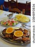 the best bairrada roast... | Shutterstock . vector #1084893836