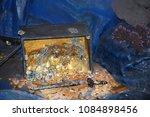 Small photo of Gold treasure found treasure