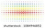 shutter icon spectrum halftone... | Shutterstock .eps vector #1084946852