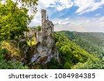 lichtenstein castle  schloss... | Shutterstock . vector #1084984385