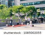 seoul  south korea   may 21 ...   Shutterstock . vector #1085002055