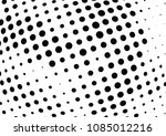 abstract halftone wave dotted... | Shutterstock .eps vector #1085012216