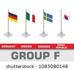 soccer world championship... | Shutterstock .eps vector #1085080148